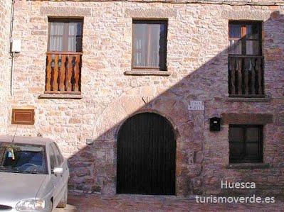 TURISMO VERDE HUESCA. Casa Martín de Binacua.
